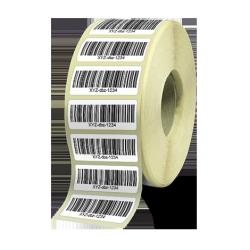 Etiquettes agroalimentaires papier couché opaque adhésive autocollante