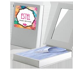 Etiquette adhésive autocollante - Etiquettes boutiques papier couché