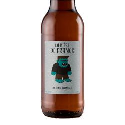 Etiquette adhésive autocollante - Etiquettes vins, bières et spiritueux polyester alu brossé quadri sans blanc