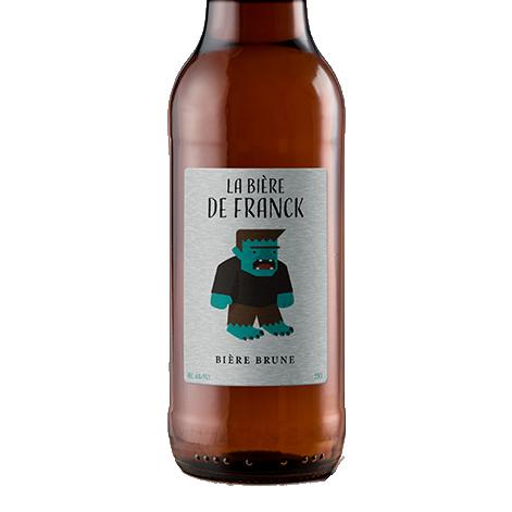 Etiquettes vins, bières et spiritueux polyester alu brossé quadri sans blanc adhésive autocollante