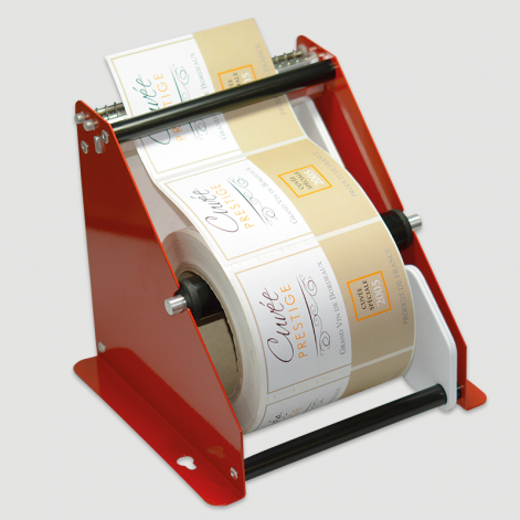 Dévidoir manuel métal Pinewood largeur maxi 150mm adhésive autocollante